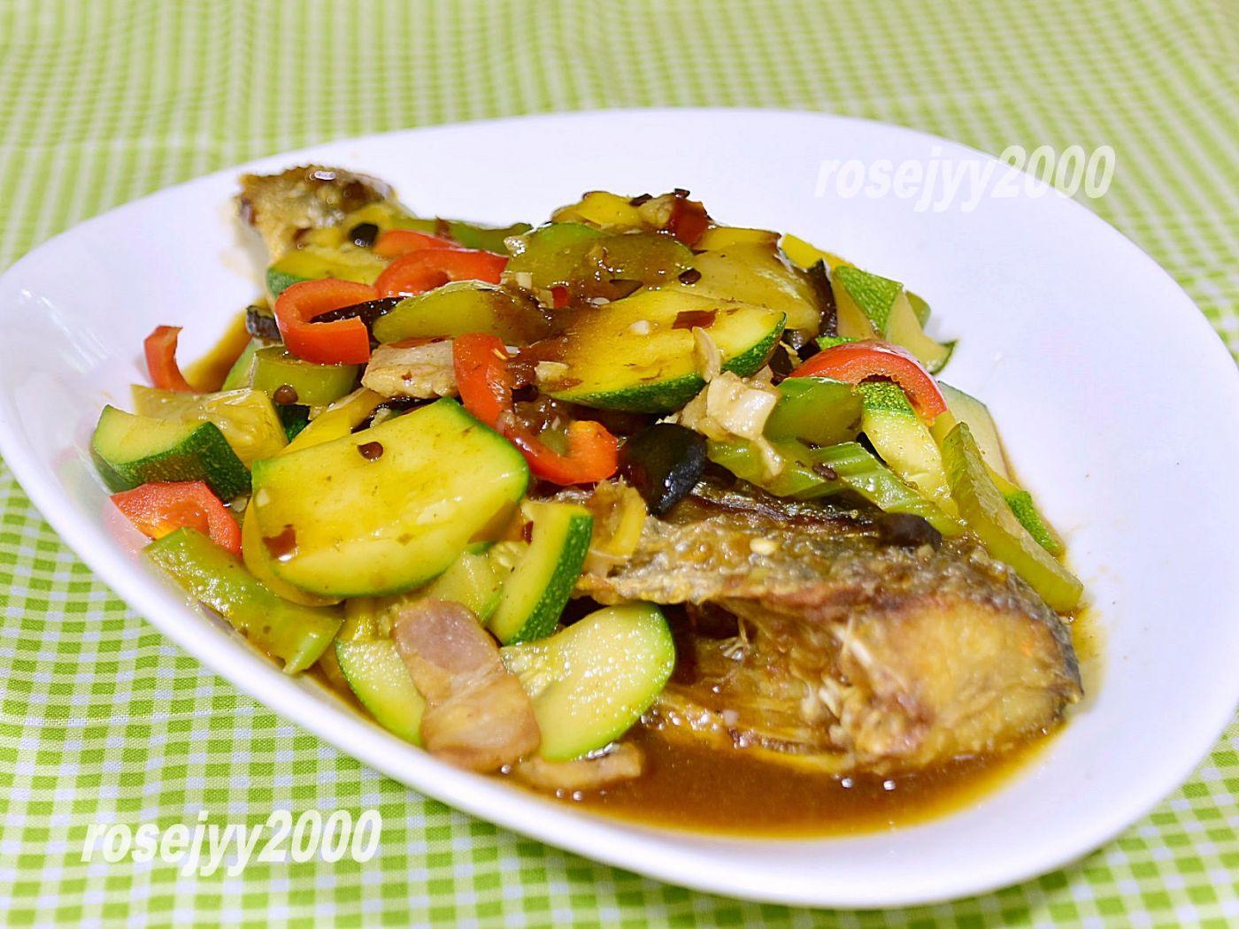 香辣蔬菜铺烤鱼_图1-1