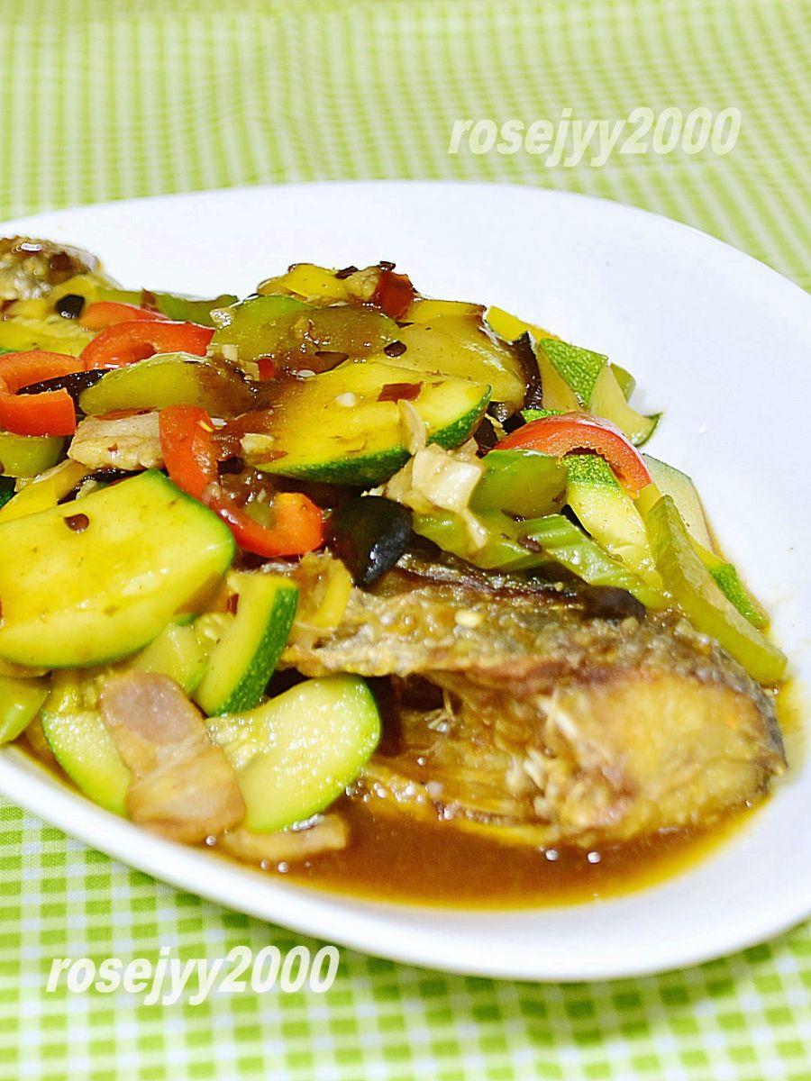 香辣蔬菜铺烤鱼_图1-3