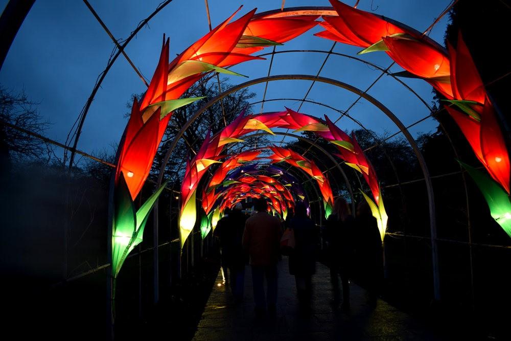 威斯利花园12月的晚上----精美与细致的典范_图1-4