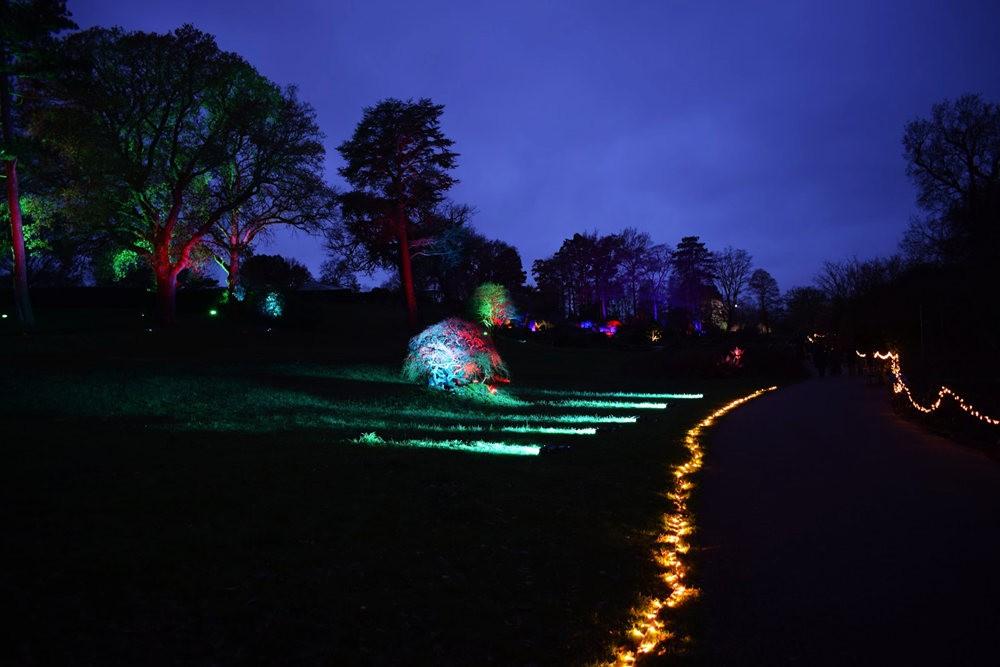 威斯利花园12月的晚上----精美与细致的典范_图1-9