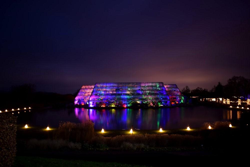 威斯利花园12月的晚上----精美与细致的典范_图1-14