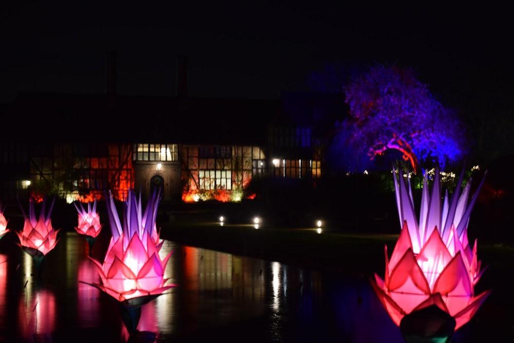 威斯利花园12月的晚上----精美与细致的典范_图1-22
