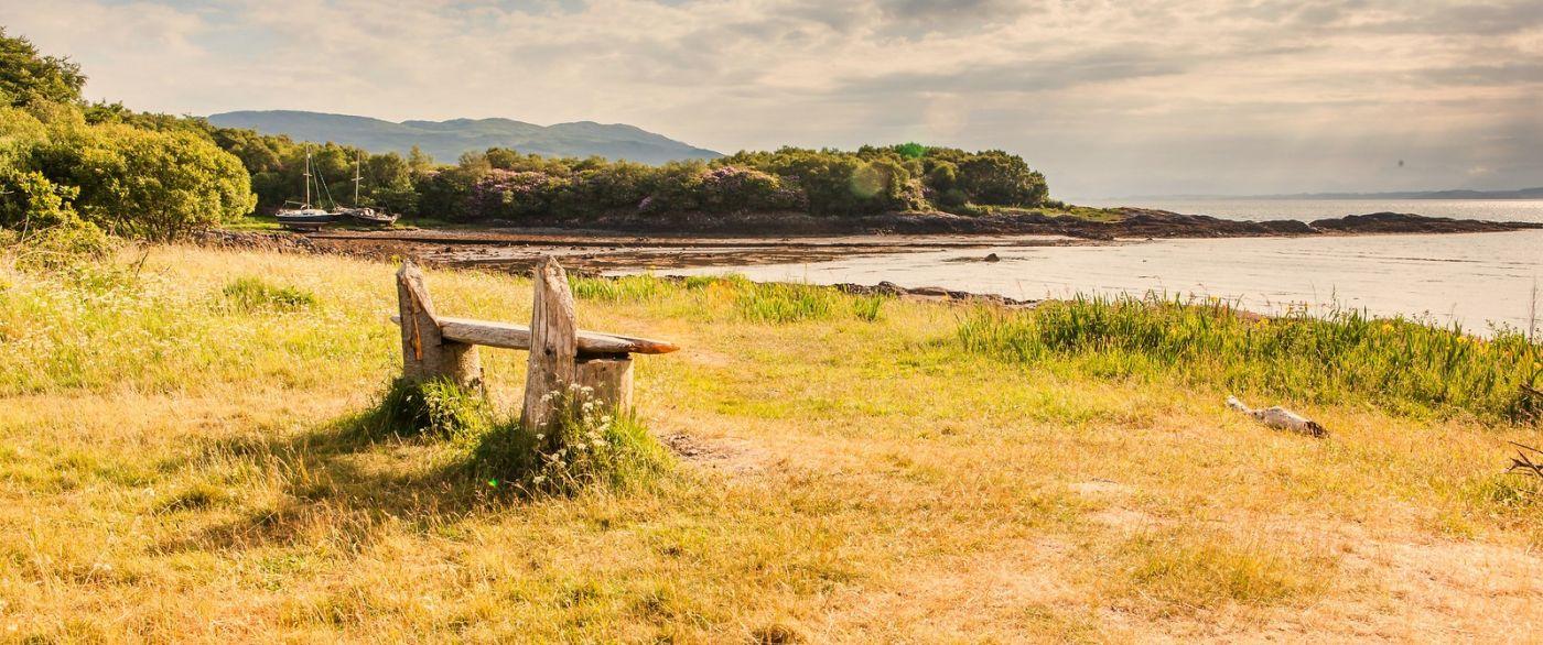 苏格兰马尔岛,面向大海_图1-1