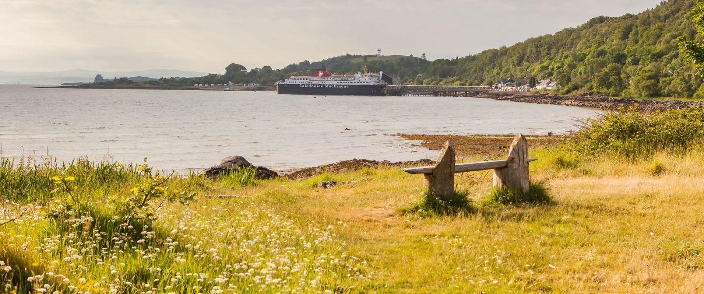 苏格兰马尔岛,面向大海_图1-6