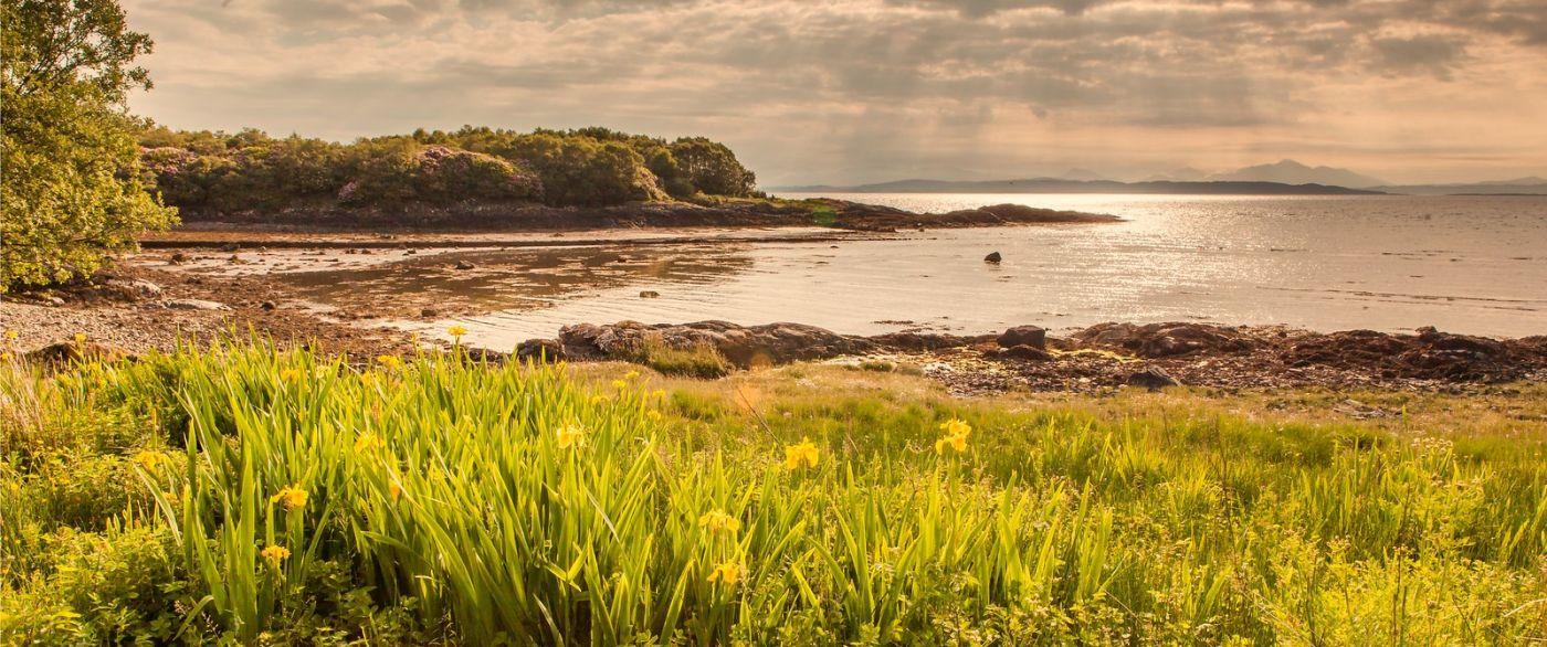 苏格兰马尔岛,面向大海_图1-10