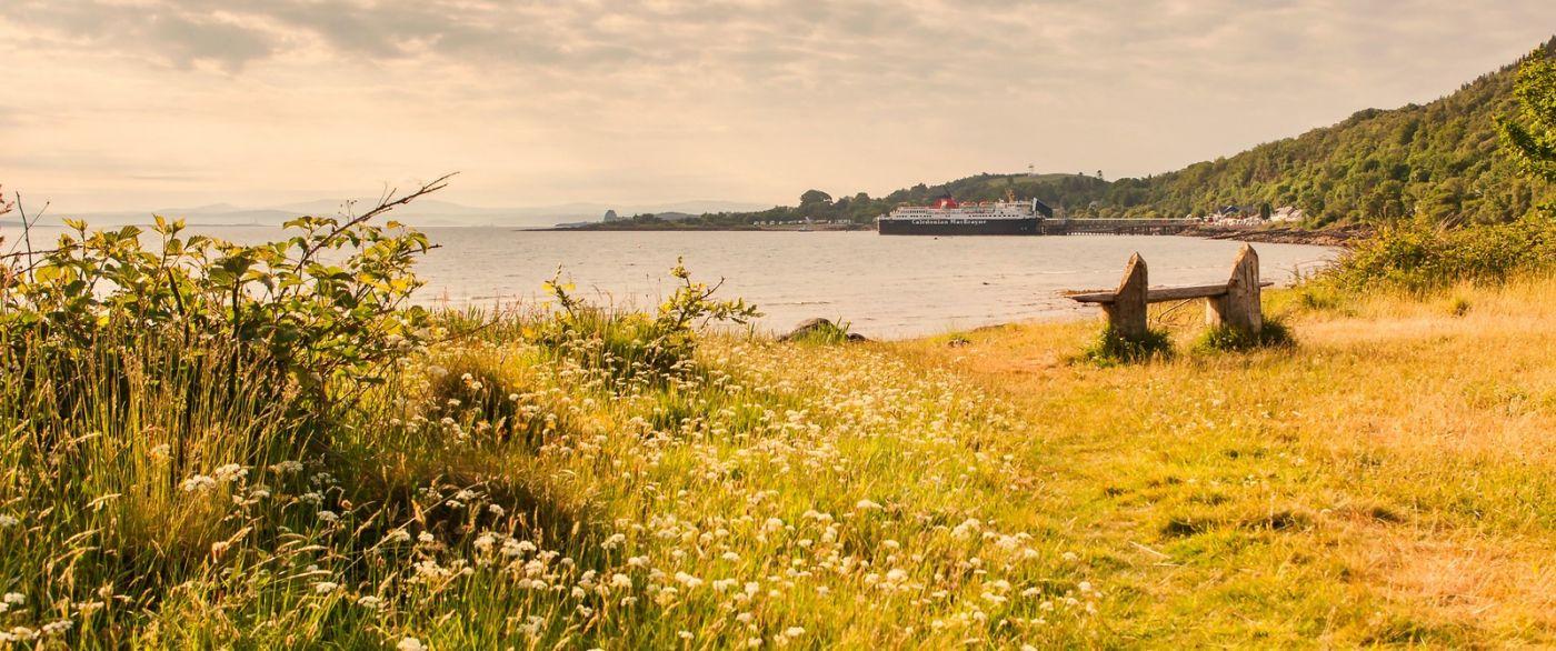苏格兰马尔岛,面向大海_图1-15