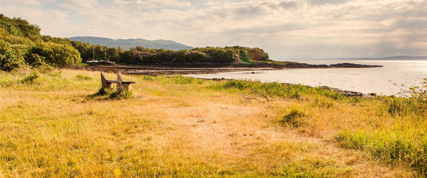 苏格兰马尔岛,面向大海_图1-14