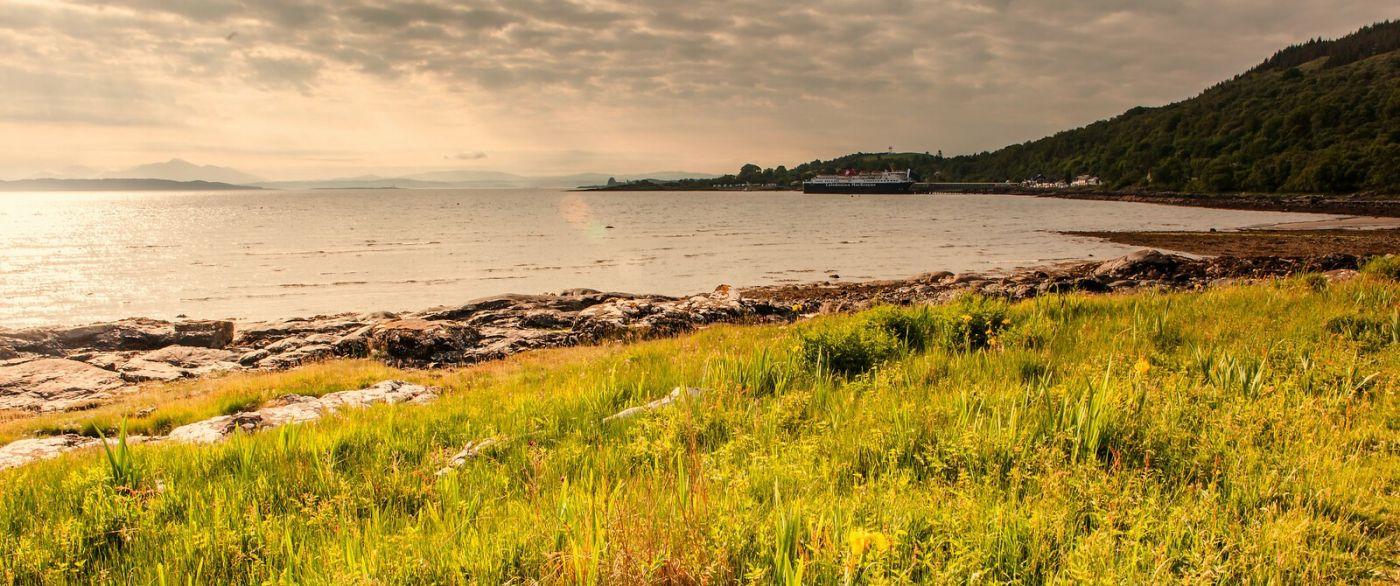 苏格兰马尔岛,面向大海_图1-20