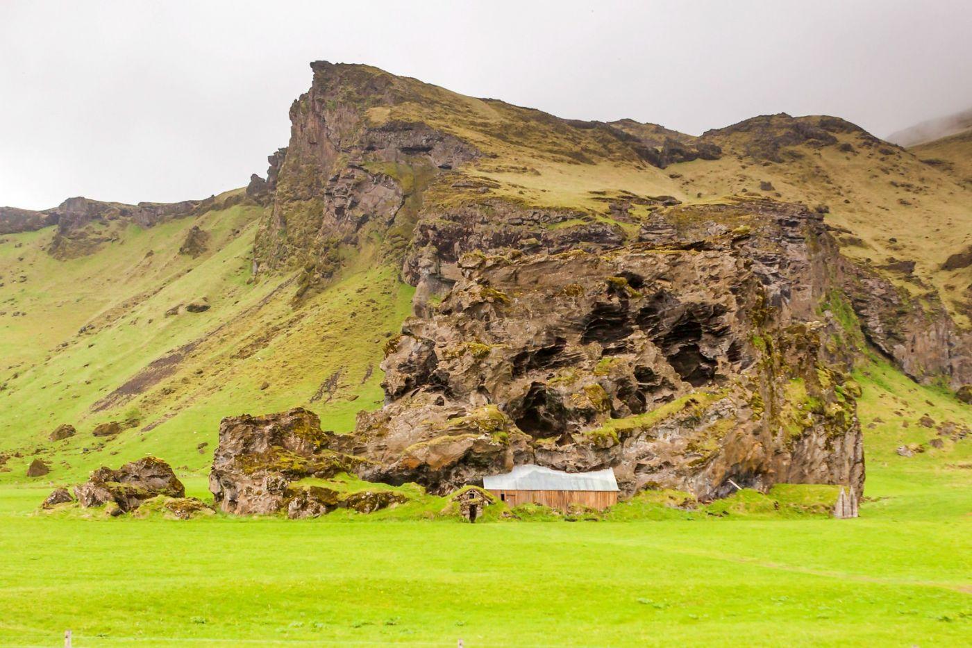 冰岛风采,奇山怪石_图1-3