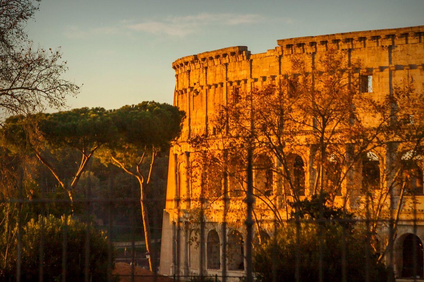 罗马斗兽场(Colosseum), 两千年的宏大建筑古迹_图1-15