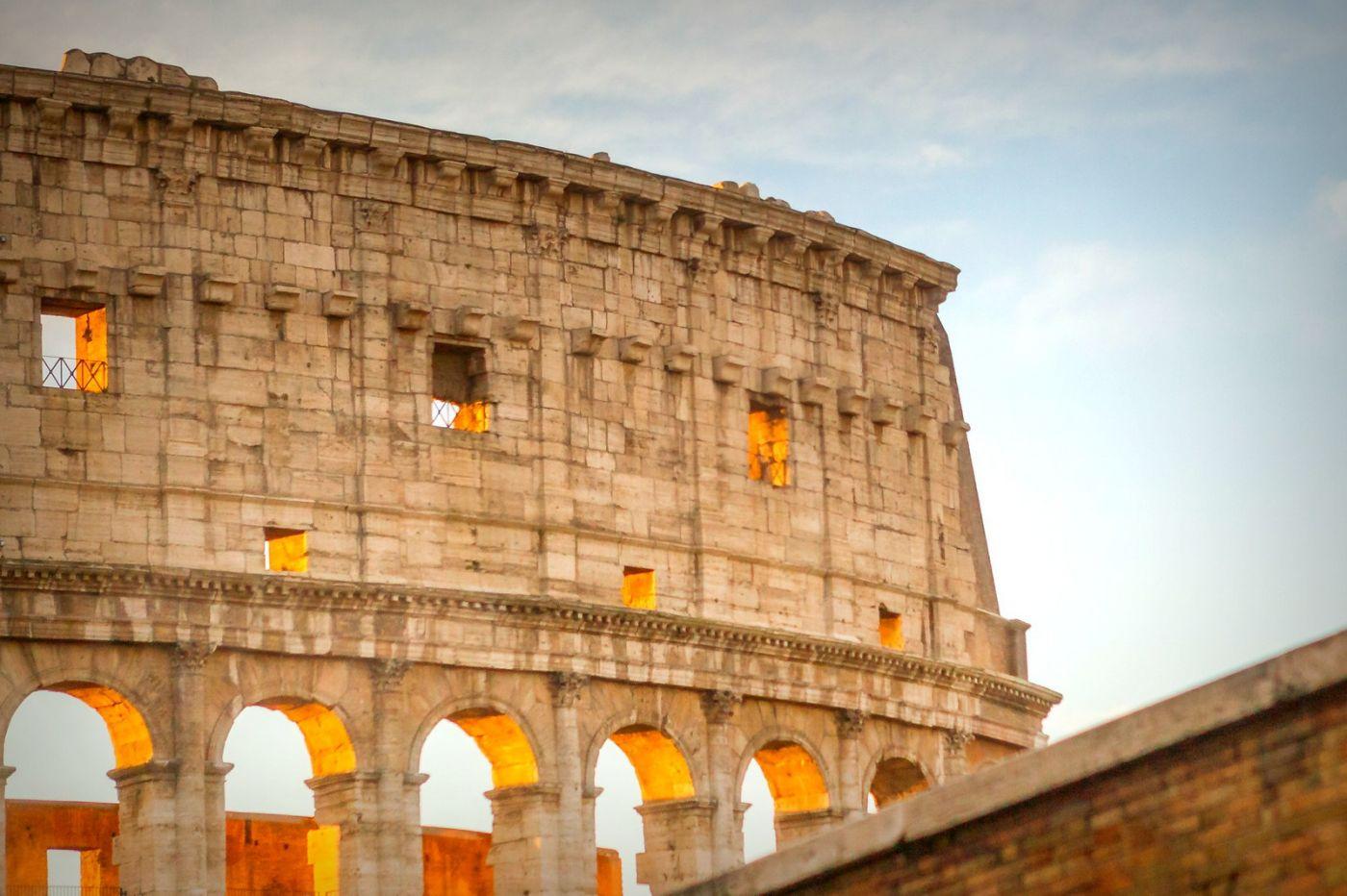 罗马斗兽场(Colosseum), 两千年的宏大建筑古迹_图1-16