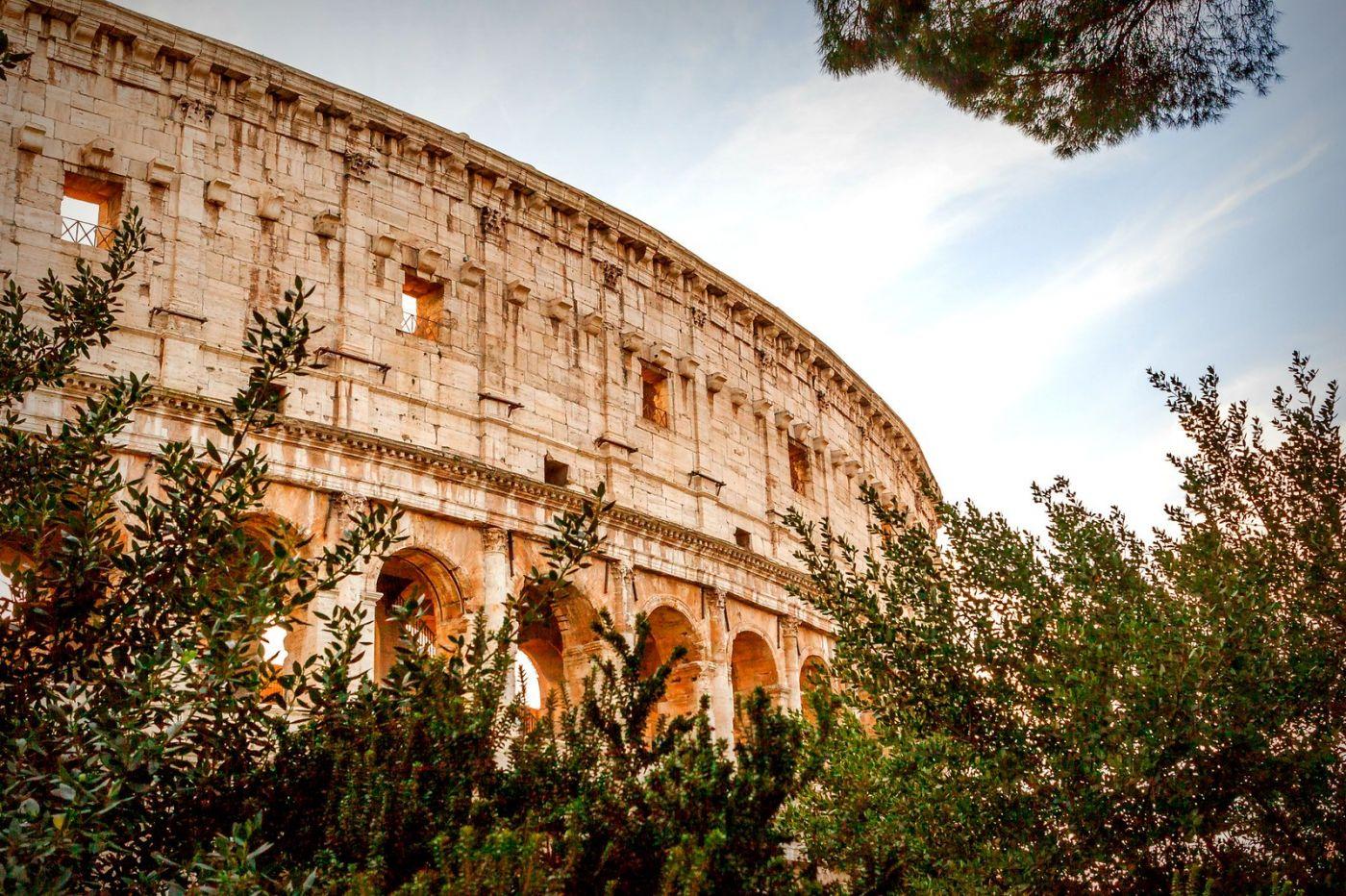 罗马斗兽场(Colosseum), 两千年的宏大建筑古迹_图1-11