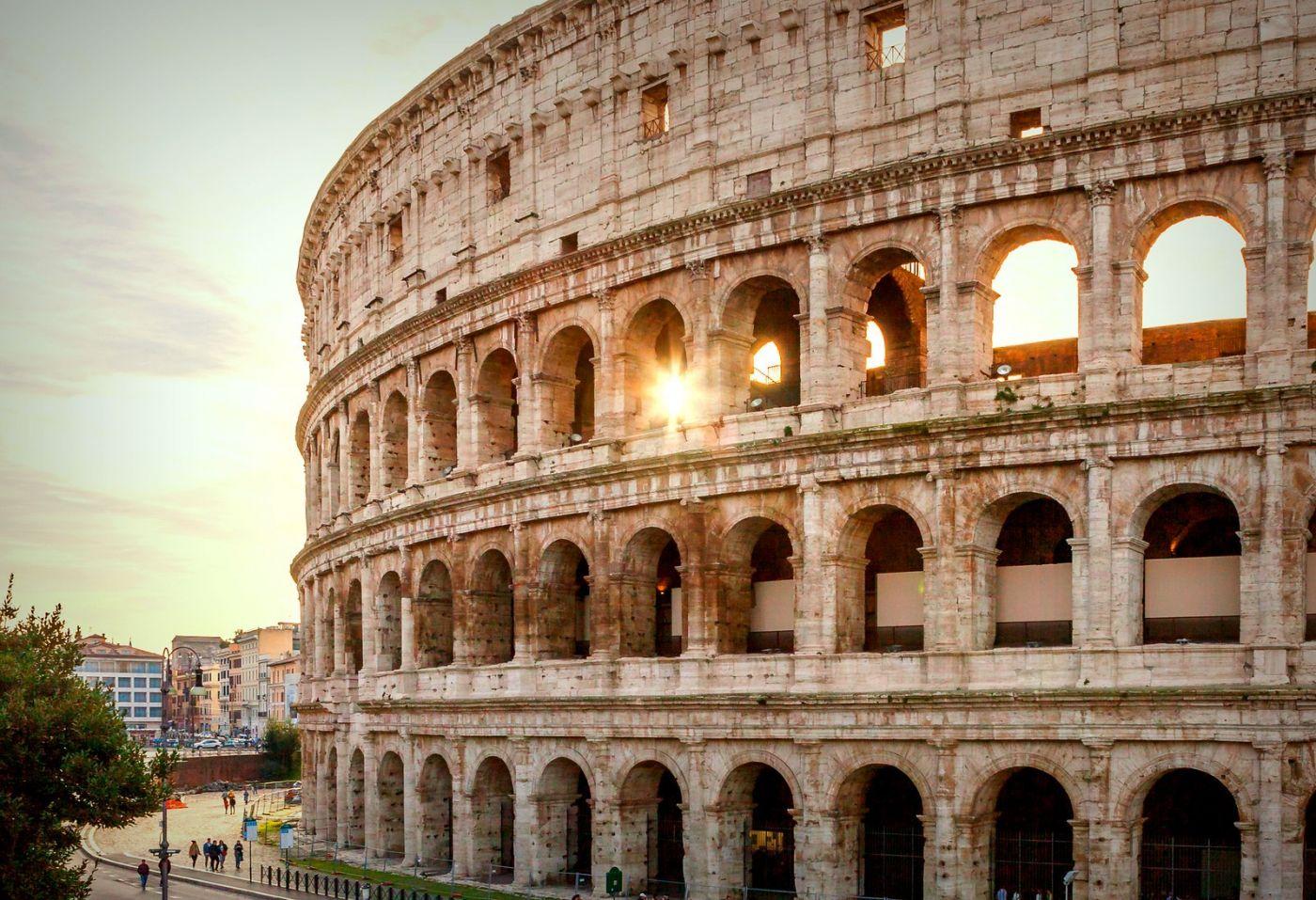 罗马斗兽场(Colosseum), 两千年的宏大建筑古迹_图1-10