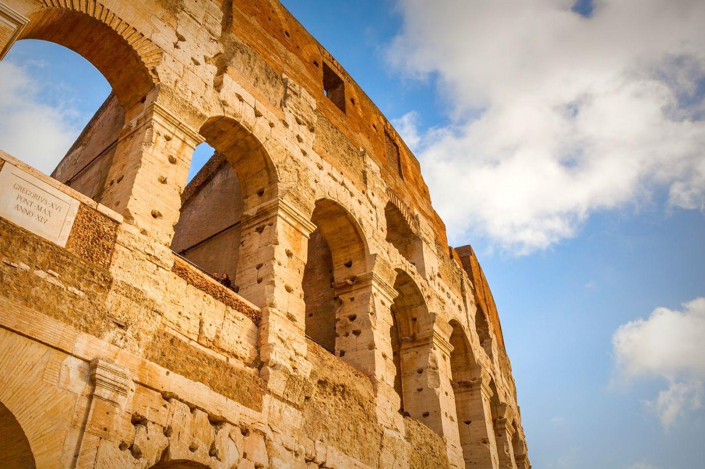 罗马斗兽场(Colosseum), 两千年的宏大建筑古迹_图1-5