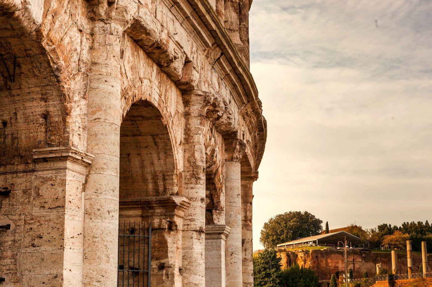 罗马斗兽场(Colosseum), 两千年的宏大建筑古迹_图1-6