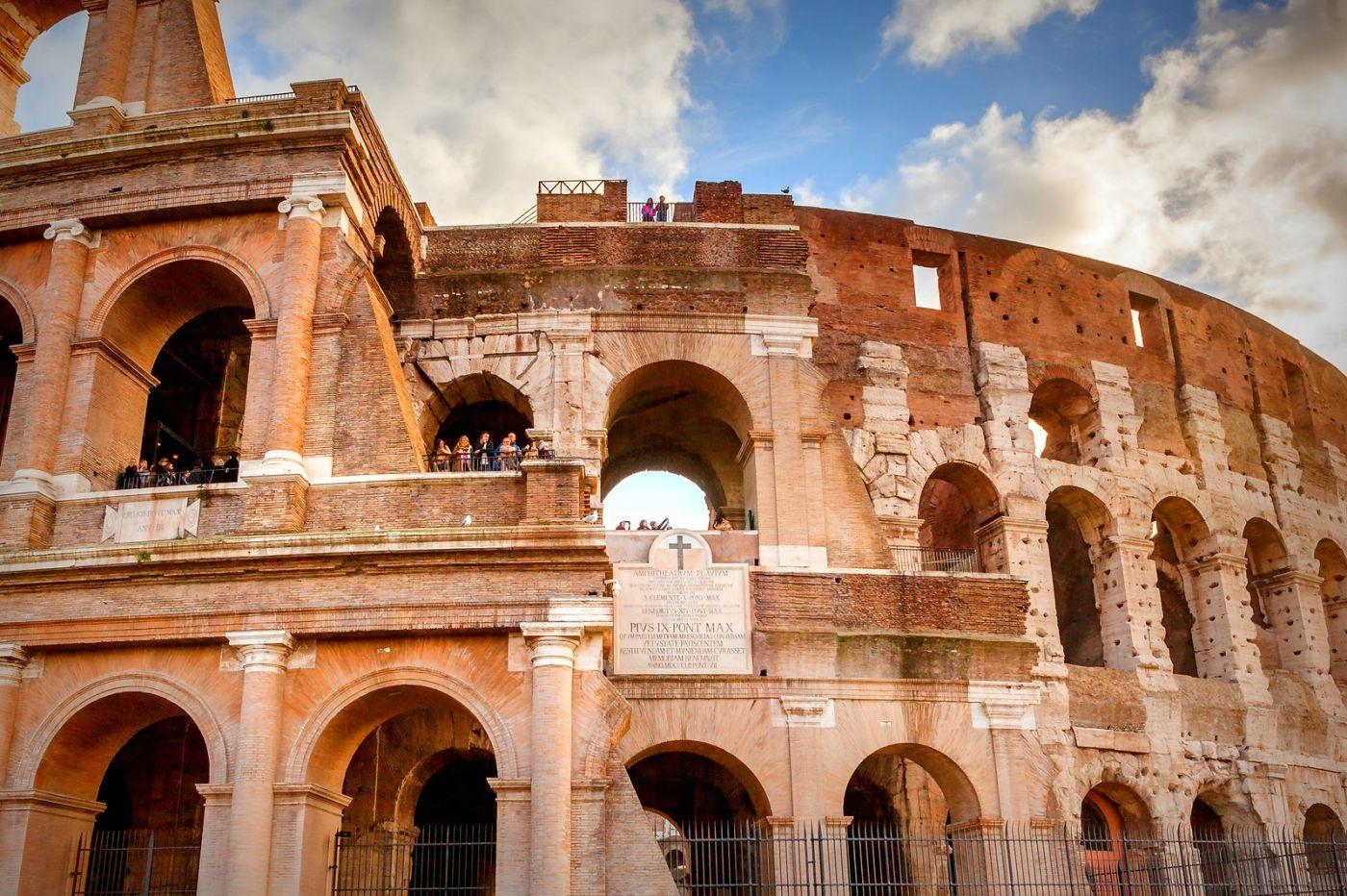 罗马斗兽场(Colosseum), 两千年的宏大建筑古迹_图1-8
