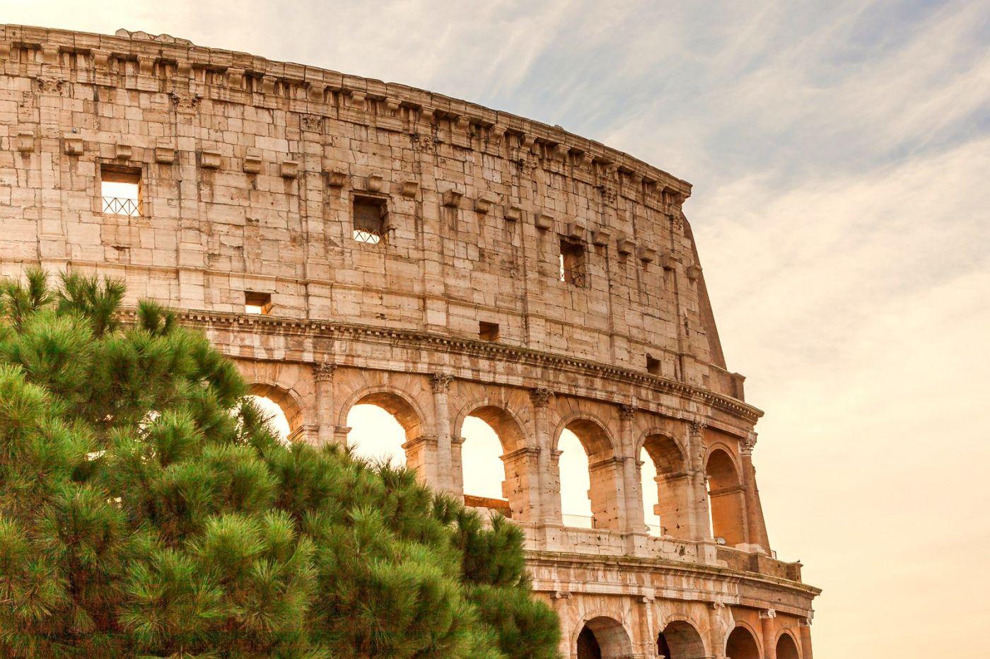 罗马斗兽场(Colosseum), 两千年的宏大建筑古迹_图1-7