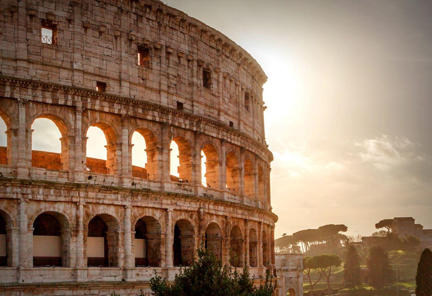 罗马斗兽场(Colosseum), 两千年的宏大建筑古迹_图1-4