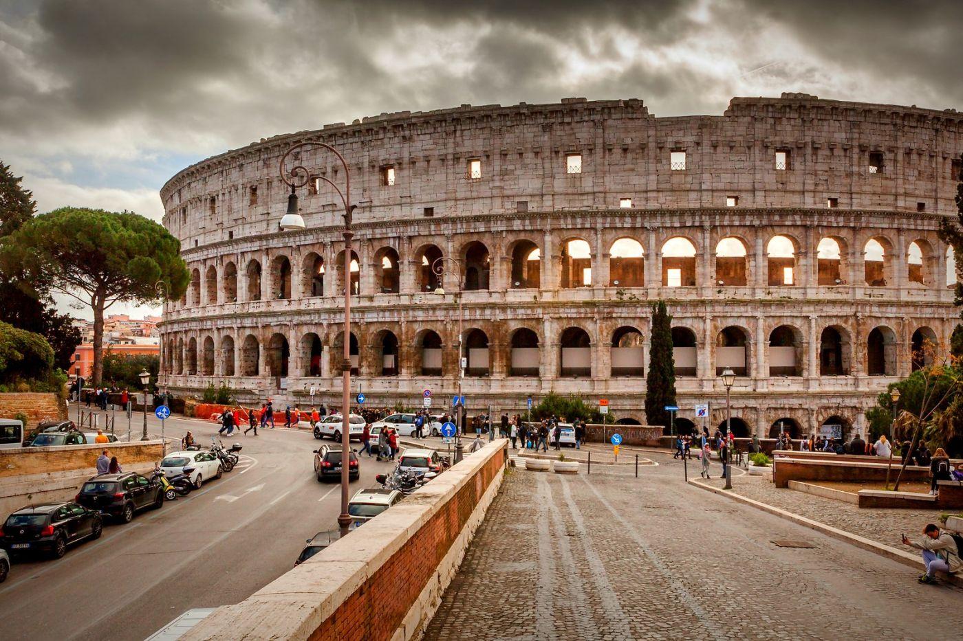 罗马斗兽场(Colosseum), 两千年的宏大建筑古迹_图1-18