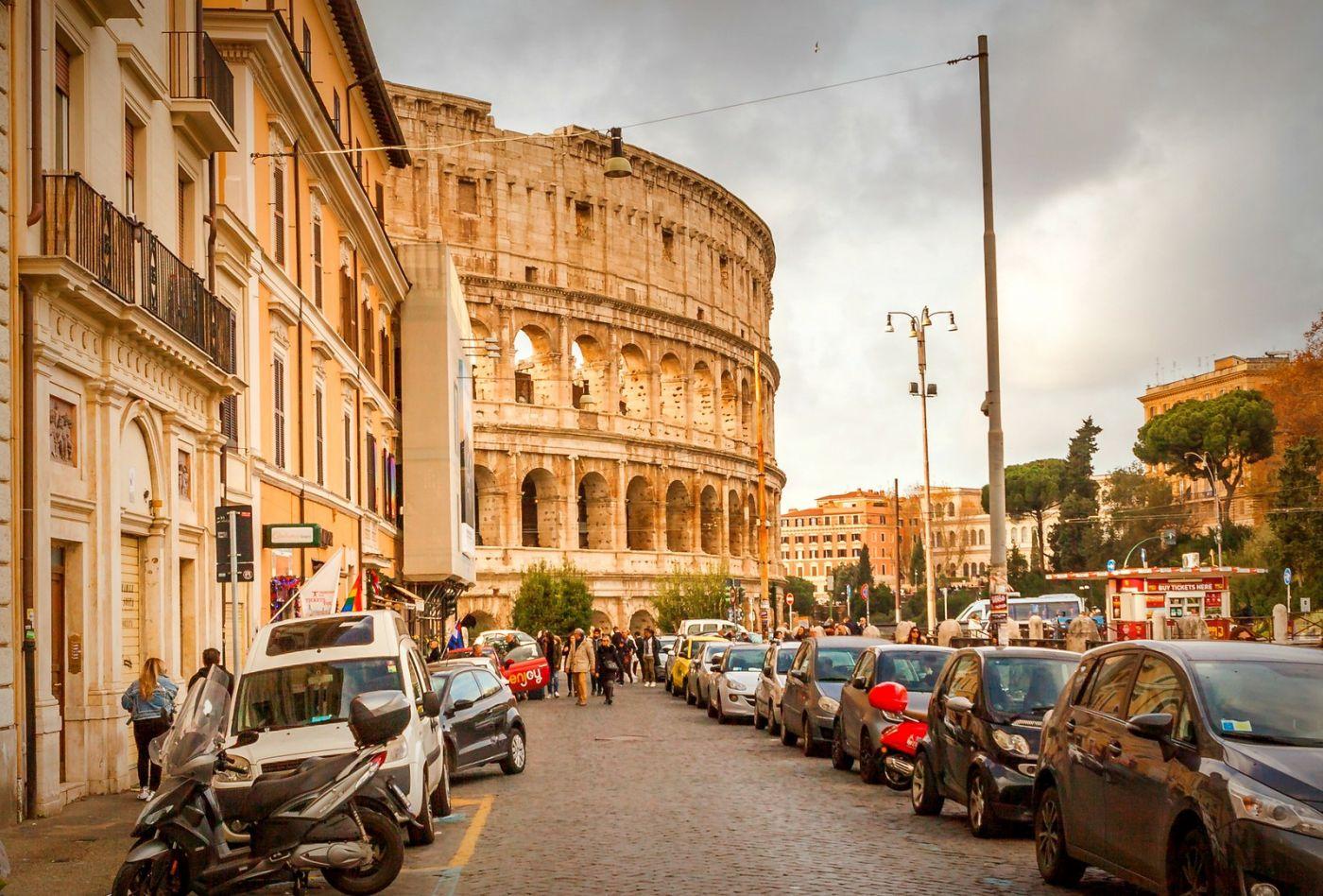 罗马斗兽场(Colosseum), 两千年的宏大建筑古迹_图1-19