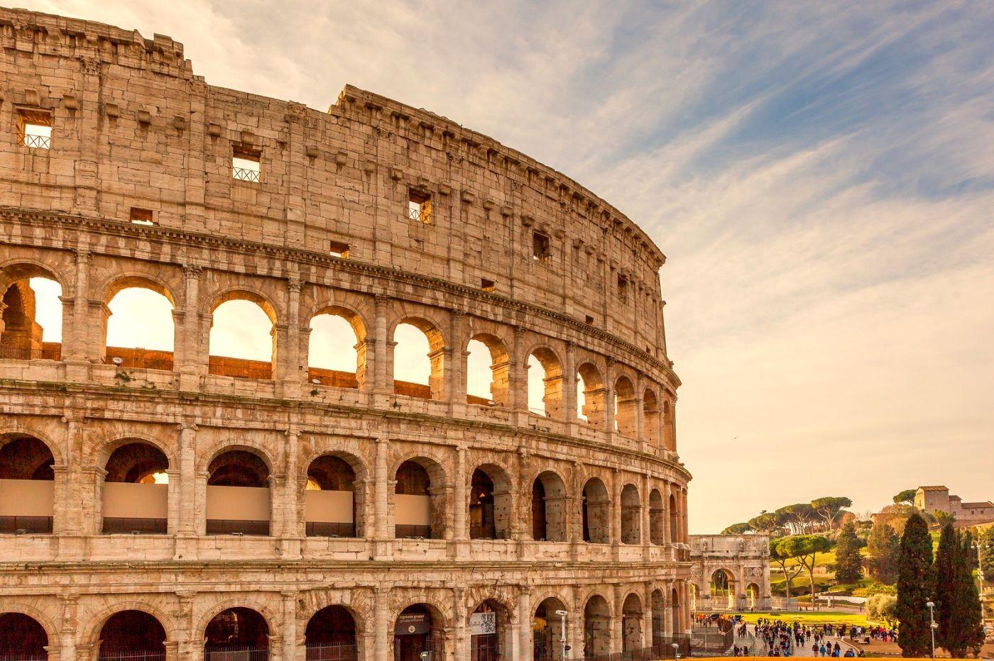 罗马斗兽场(Colosseum), 两千年的宏大建筑古迹_图1-20