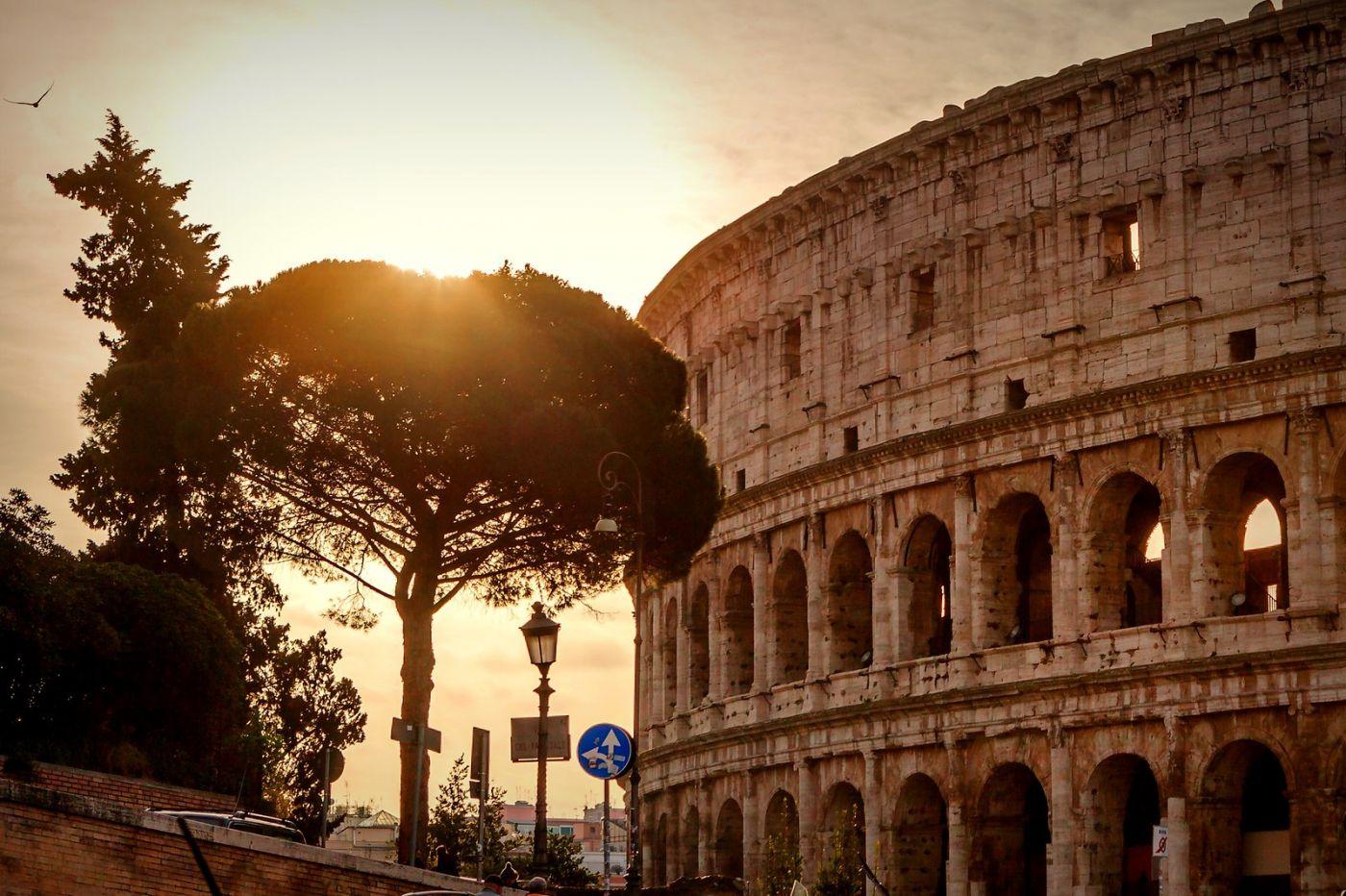 罗马斗兽场(Colosseum), 两千年的宏大建筑古迹_图1-23