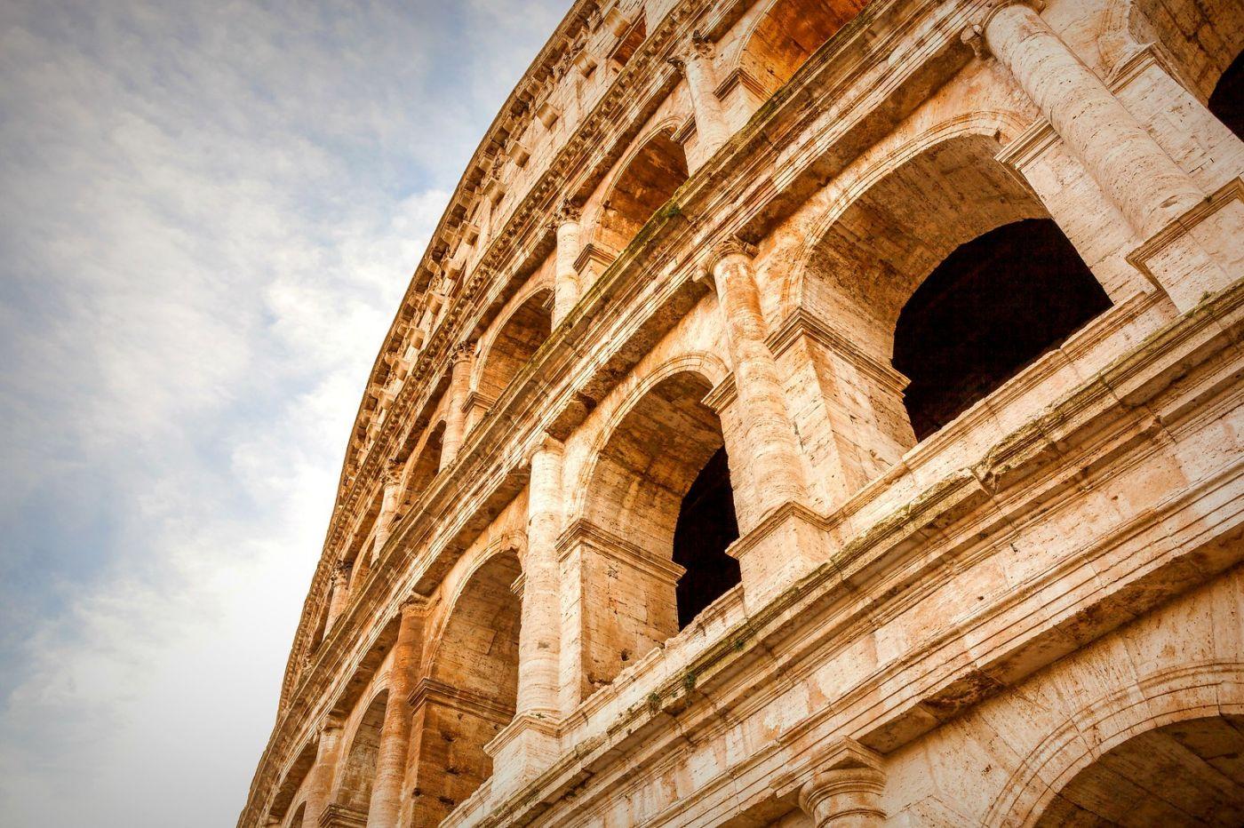 罗马斗兽场(Colosseum), 两千年的宏大建筑古迹_图1-24