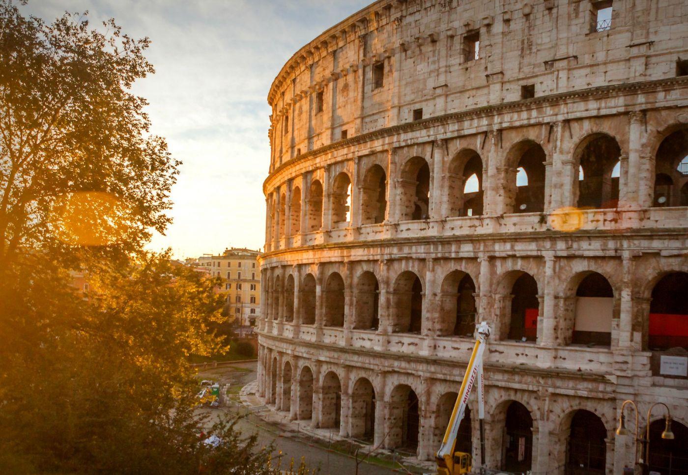 罗马斗兽场(Colosseum), 两千年的宏大建筑古迹_图1-22