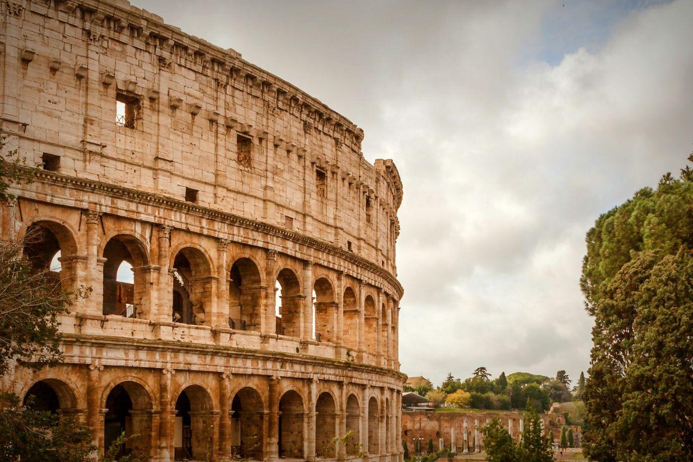 罗马斗兽场(Colosseum), 两千年的宏大建筑古迹_图1-21