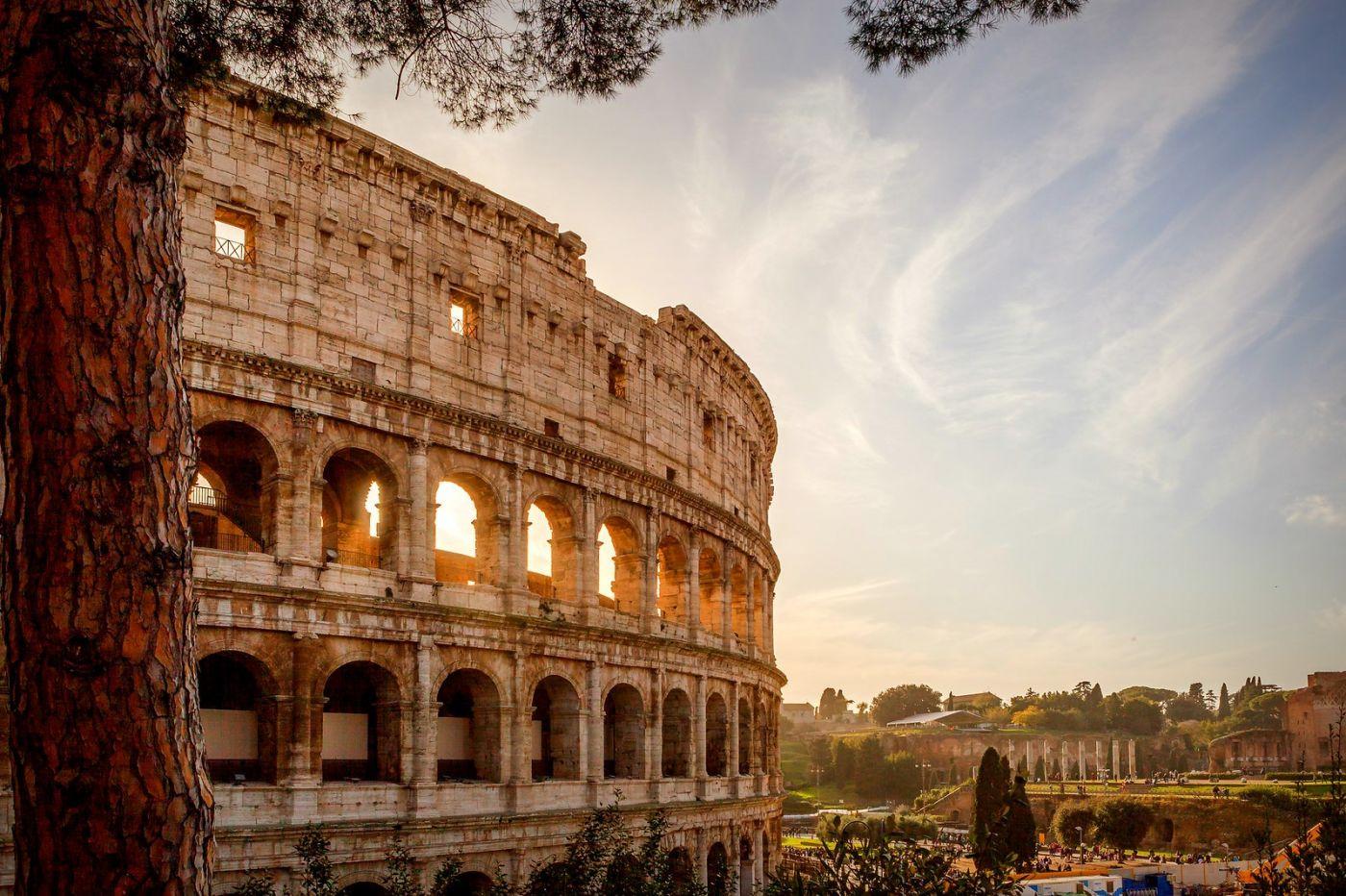 罗马斗兽场(Colosseum), 两千年的宏大建筑古迹_图1-25