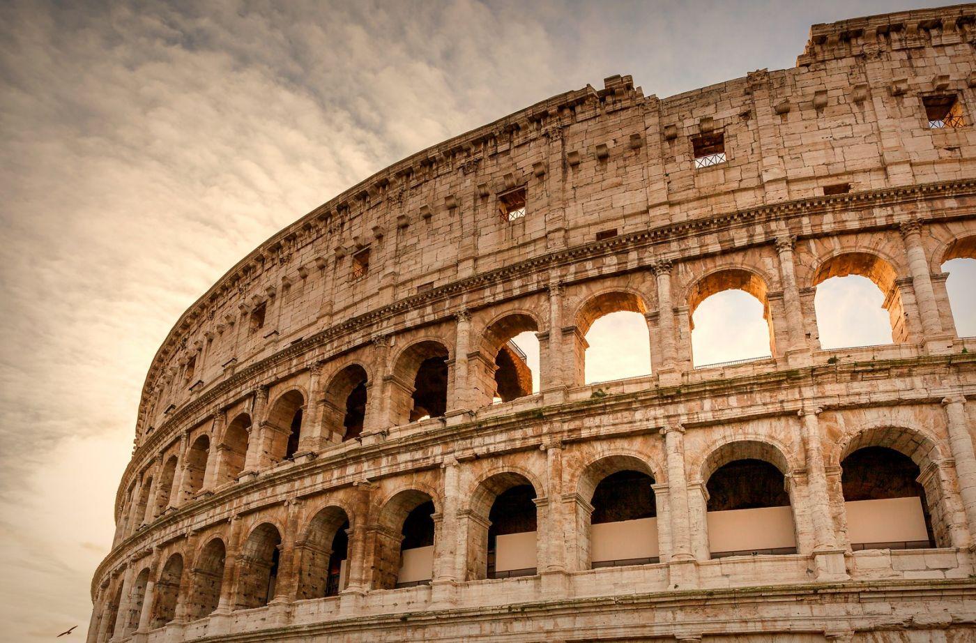 罗马斗兽场(Colosseum), 两千年的宏大建筑古迹_图1-26
