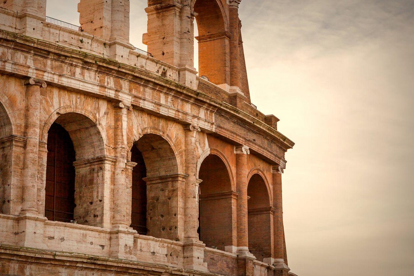 罗马斗兽场(Colosseum), 两千年的宏大建筑古迹_图1-28