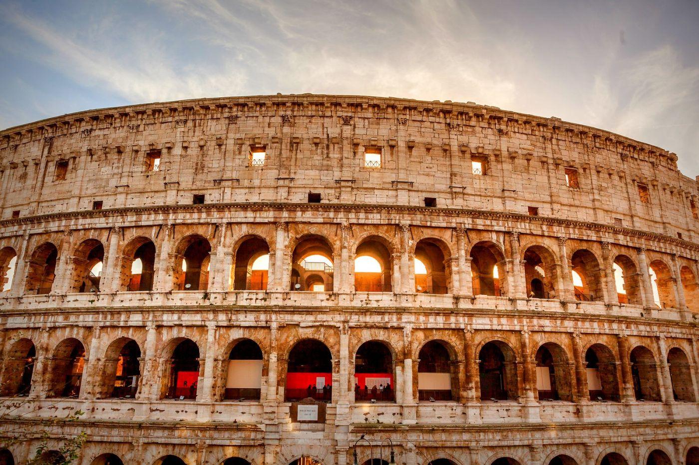 罗马斗兽场(Colosseum), 两千年的宏大建筑古迹_图1-27