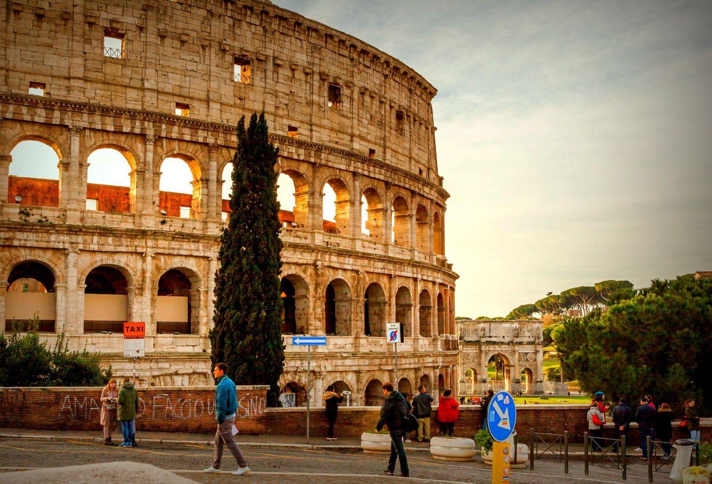 罗马斗兽场(Colosseum), 两千年的宏大建筑古迹_图1-30