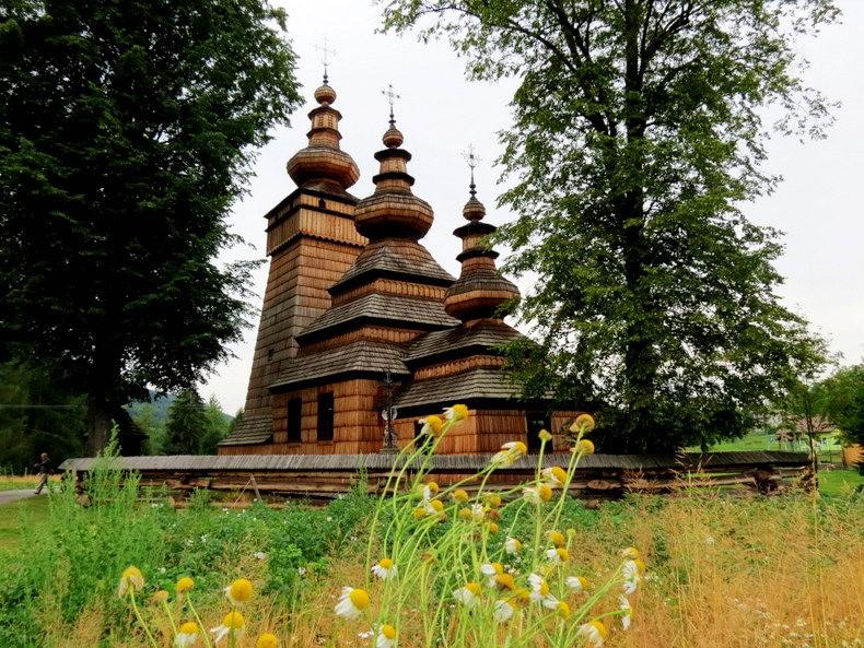 St.Paraskevi 木制教堂_图1-5