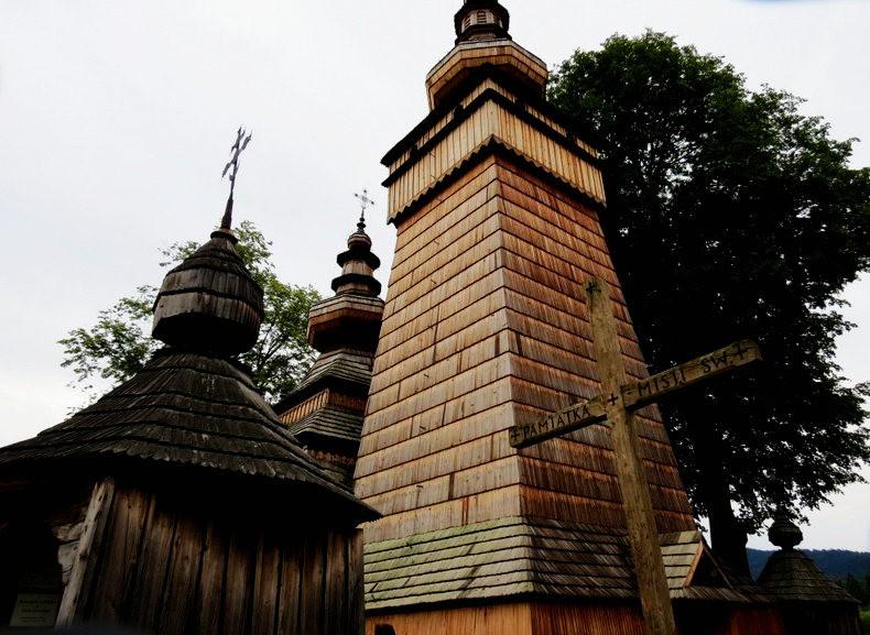 St.Paraskevi 木制教堂_图1-8