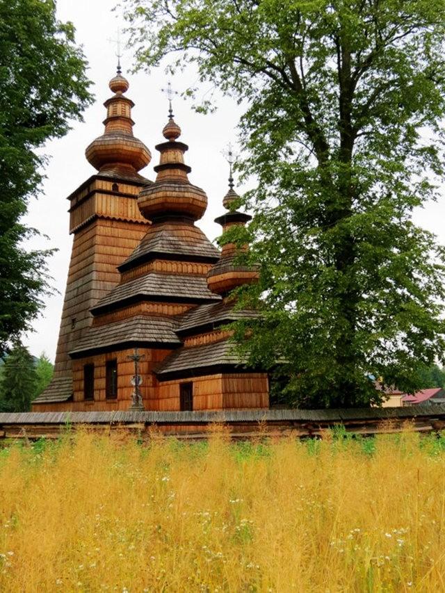 St.Paraskevi 木制教堂_图1-12