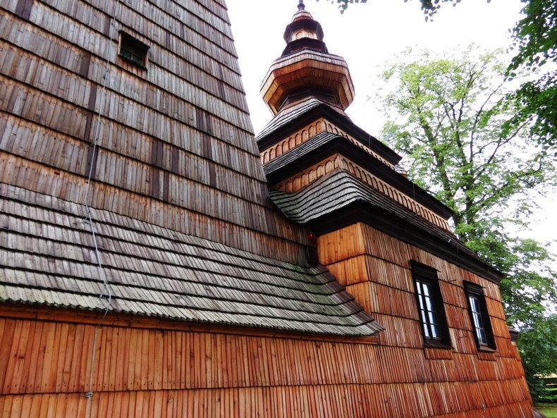 St.Paraskevi 木制教堂_图1-13