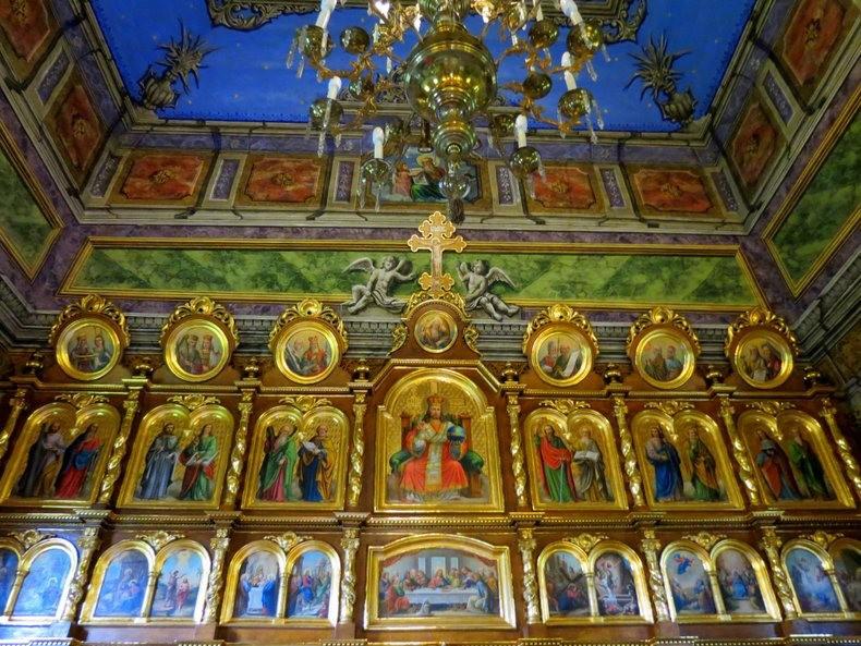 St.Paraskevi 木制教堂_图1-16
