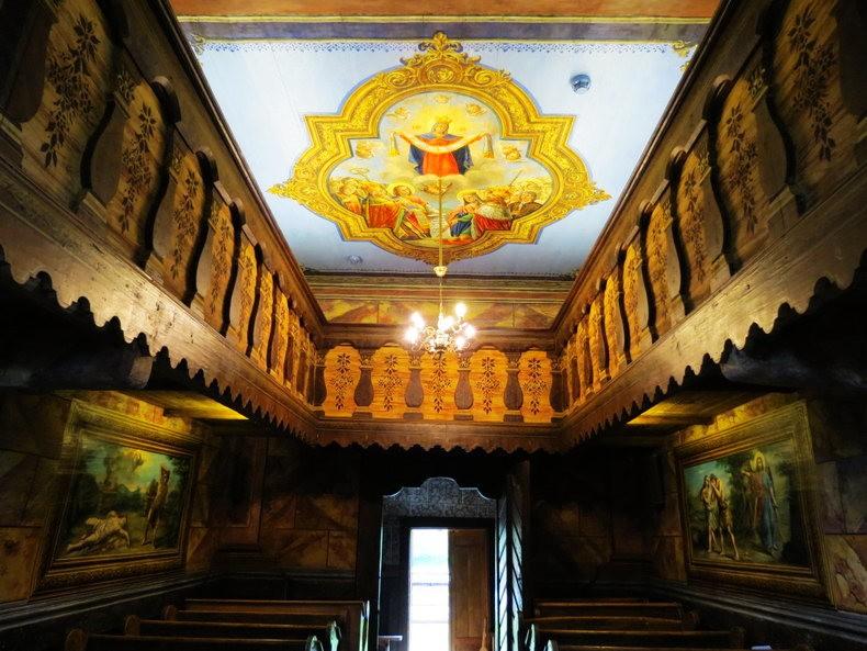 St.Paraskevi 木制教堂_图1-19