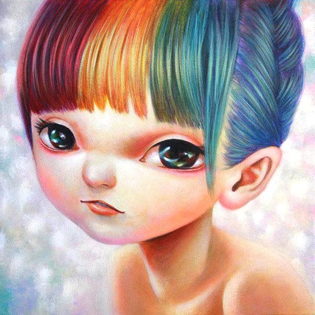Yosuke Ueno 日本画家_图1-2