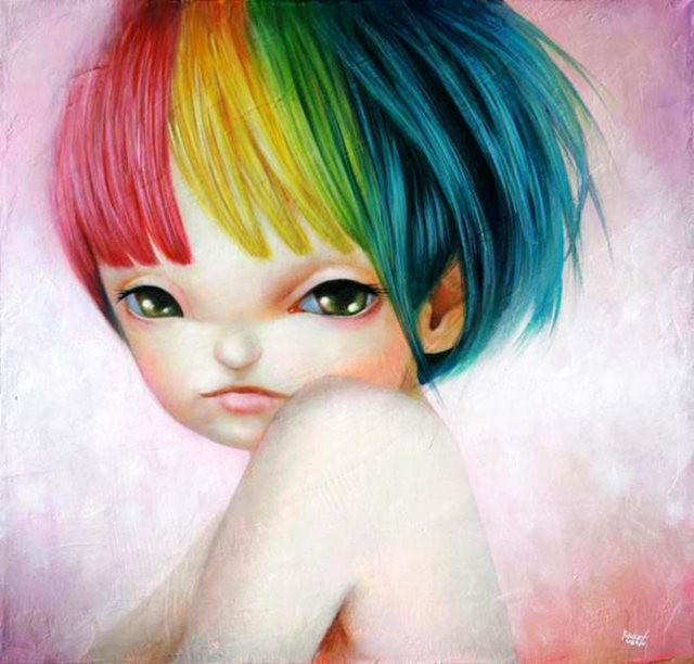 Yosuke Ueno 日本画家_图1-4