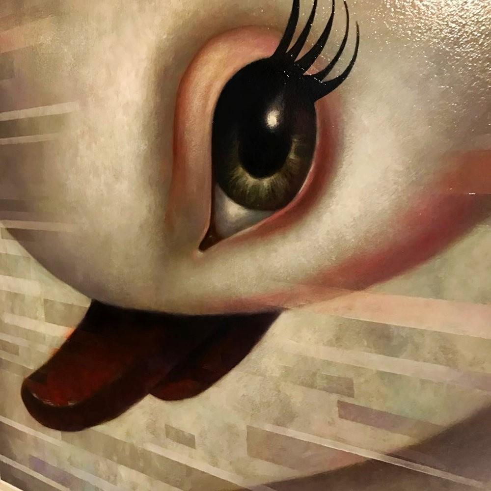 Yosuke Ueno 日本画家_图1-6