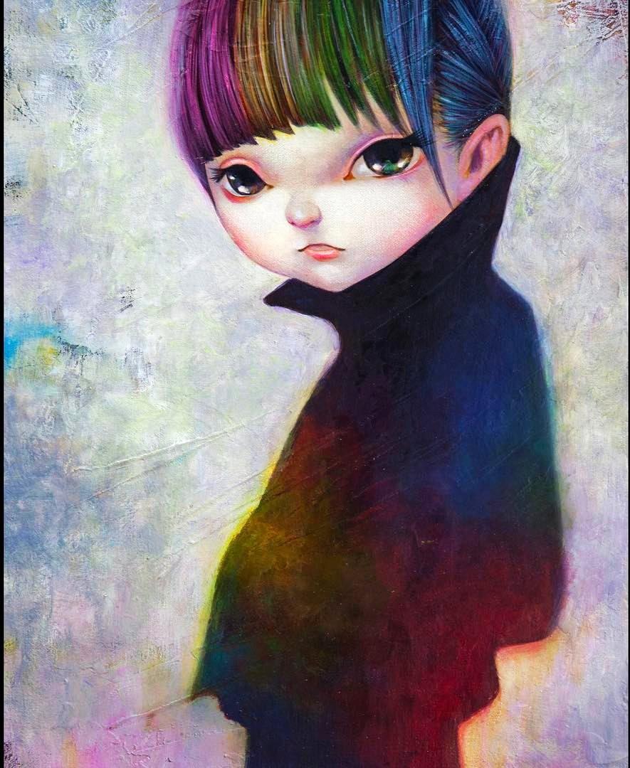 Yosuke Ueno 日本画家_图1-7