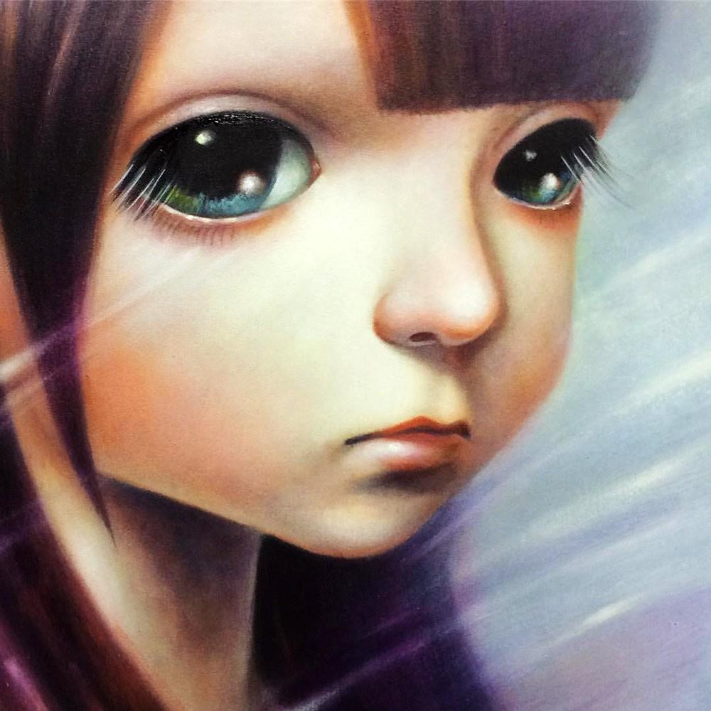 Yosuke Ueno 日本画家_图1-8