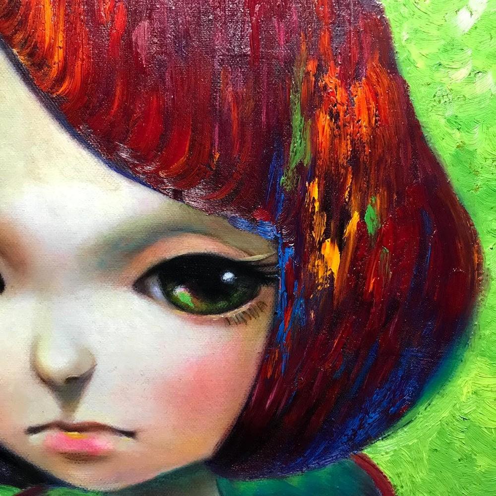 Yosuke Ueno 日本画家_图1-9