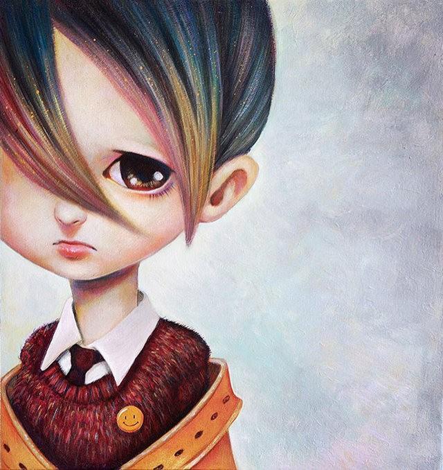 Yosuke Ueno 日本画家_图1-10