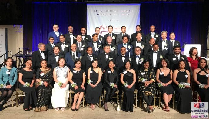 """高娓娓:第18届""""亚裔50杰出企业家""""颁奖晚宴在纽约隆重举行 ..._图1-1"""