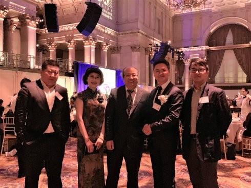 """高娓娓:第18届""""亚裔50杰出企业家""""颁奖晚宴在纽约隆重举行 ..._图1-15"""