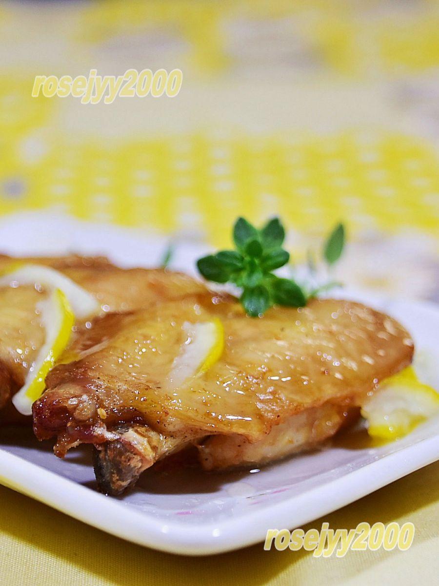 甜酸柠汁鸡翅_图1-3